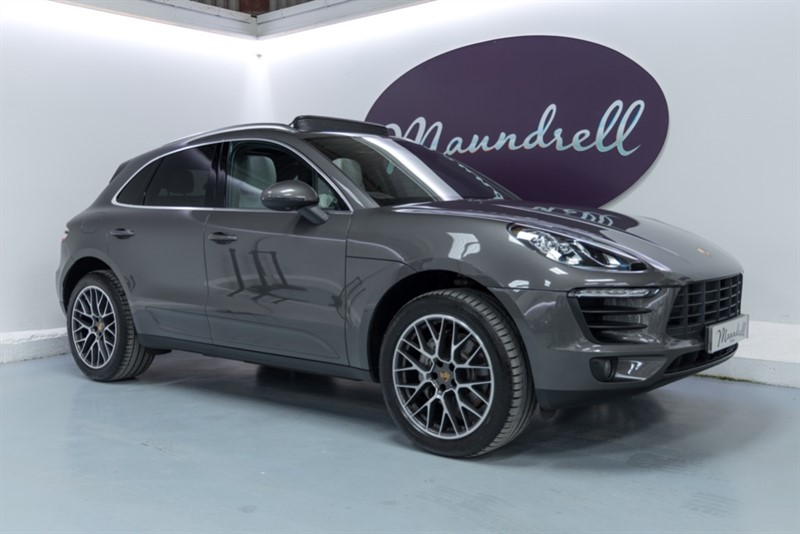 used Porsche Macan D S PDK in oxfordshire
