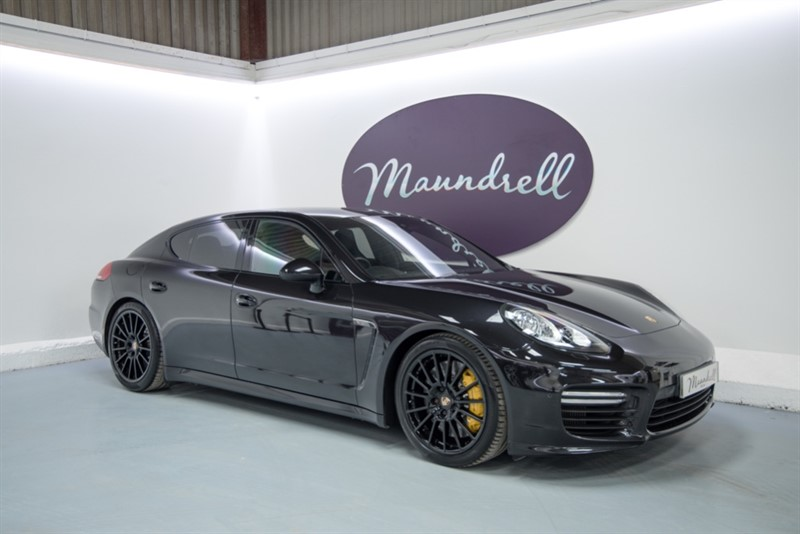 used Porsche Panamera V8 TURBO PDK in oxfordshire