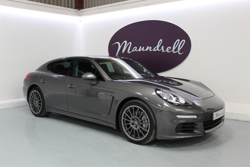used Porsche Panamera D V6 TIPTRONIC in oxfordshire