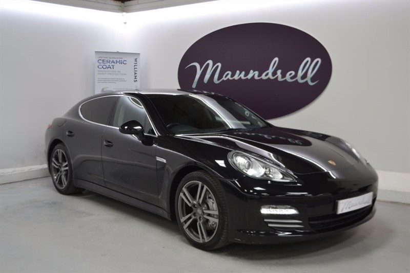 used Porsche Panamera 4S PDK, Air Suspension, Sport Chrono, Sports Exhaust in oxfordshire