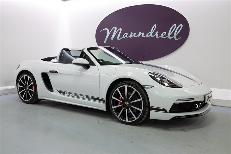 used Porsche 718 Boxster PDK in oxfordshire
