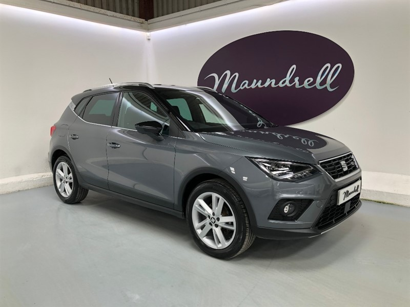 used SEAT Arona TSI FR in oxfordshire