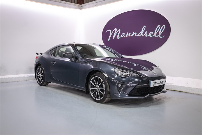 used Toyota GT86 D-4S PRO in oxfordshire