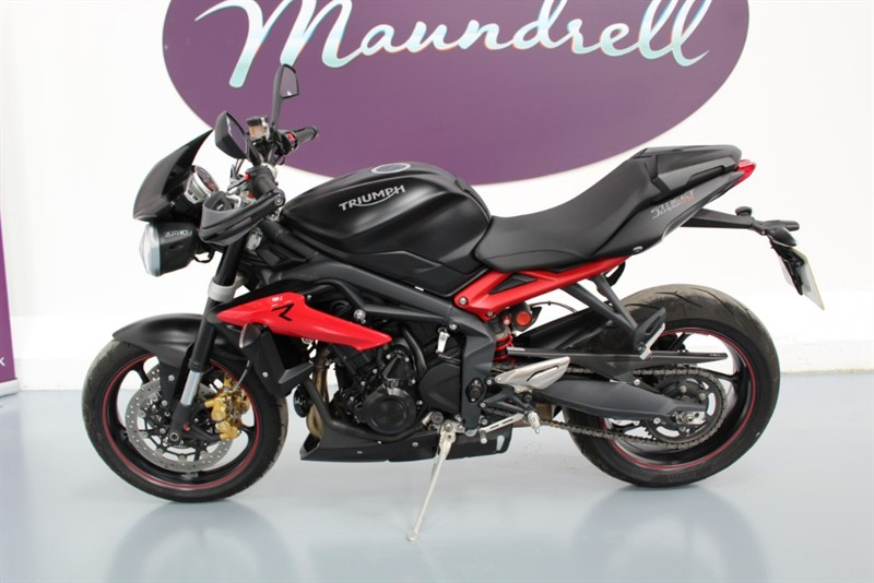 used Triumph Street Triple R  in oxfordshire