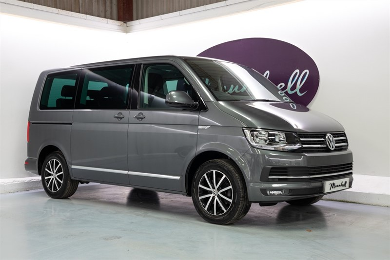 used VW Caravelle EXECUTIVE TDI BMT in oxfordshire