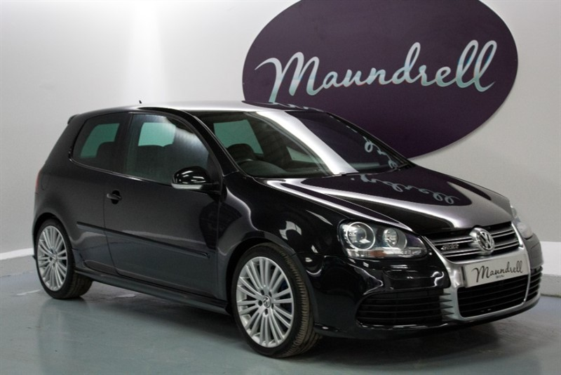 used VW Golf R32 DSG, Full Leather, Nav, Heated Seats in oxfordshire