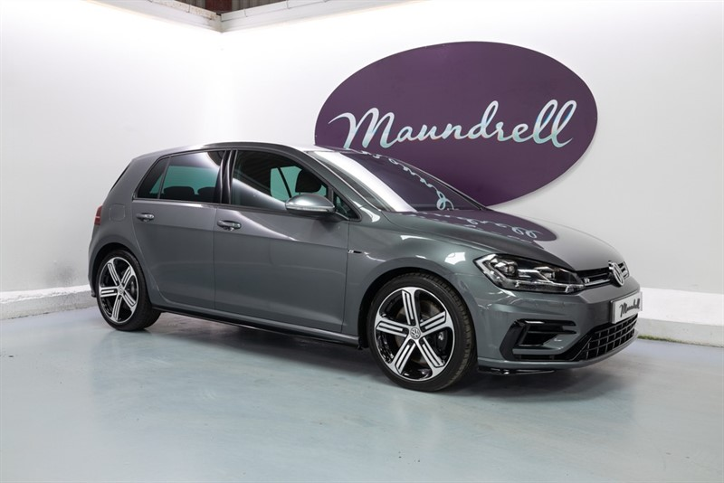 used VW Golf R TSI 4MOTION DSG in oxfordshire