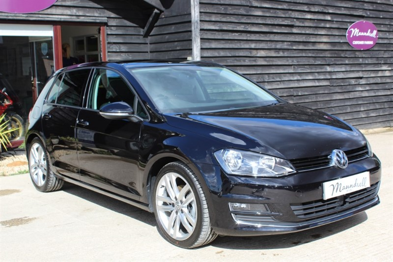 used VW Golf GT EDITION TDI BLUEMOTION TECHNOLOGY in oxfordshire