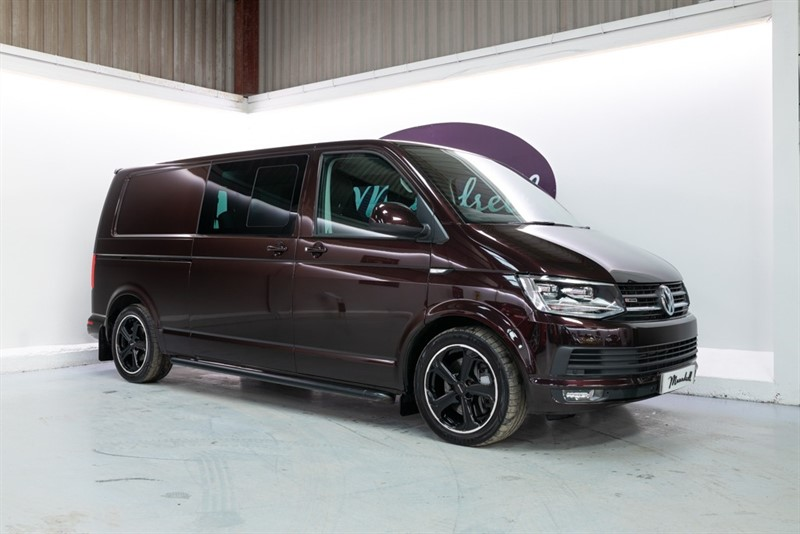 used VW Transporter T32 TDI KOMBI HIGHLINE 4MOTION BMT in oxfordshire