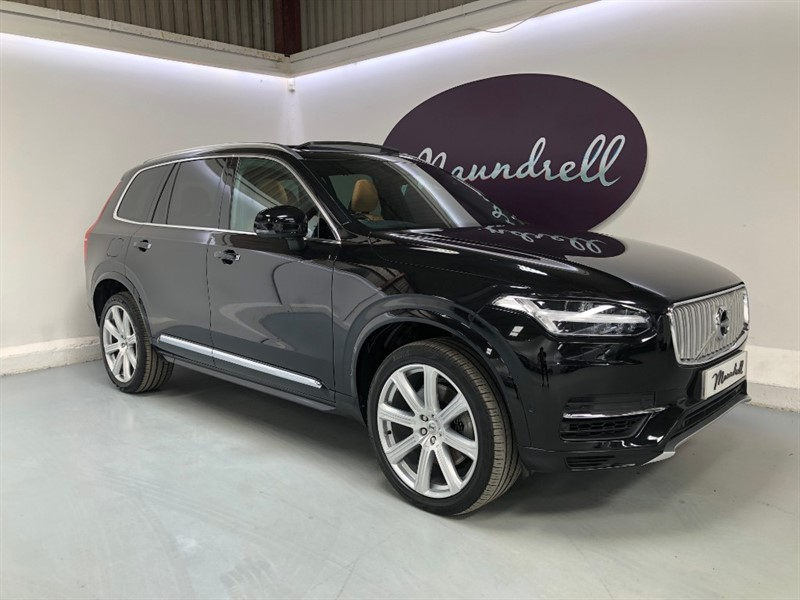 used Volvo XC90 T8 TWIN ENGINE INSCRIPTION in oxfordshire