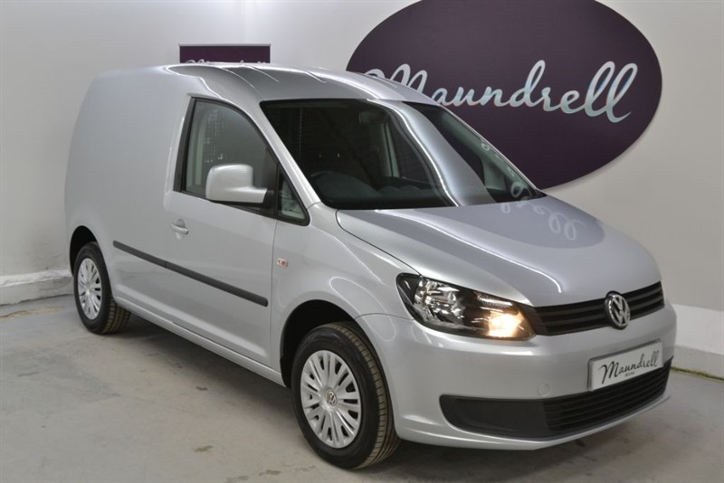 used VW Caddy C20 TDI TRENDLINE, NO VAT, Animal Cages, Air Con, VW History in oxfordshire