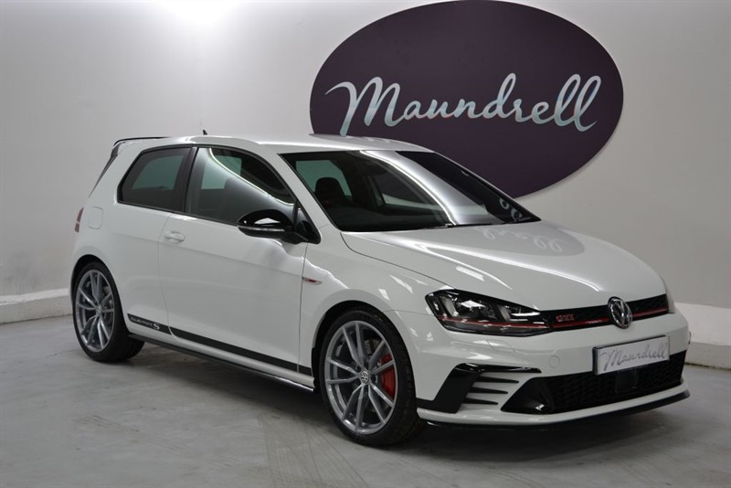 used VW Golf GTI CLUBSPORT S, ONE Owner in oxfordshire