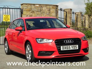 used Audi A3 TDI SPORT (DIESEL) in wrexham