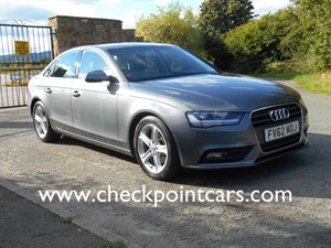 used Audi A4 TDIe 4 DOOR SALOON SE TECHNIK (DIESEL) in wrexham