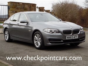 used BMW 520d SE   AUTOMATIC SALOON (DIESEL) in wrexham