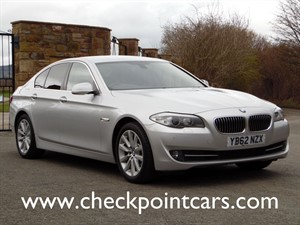 used BMW 525d SE AUTOMATIC (DIESEL) SALOON in wrexham