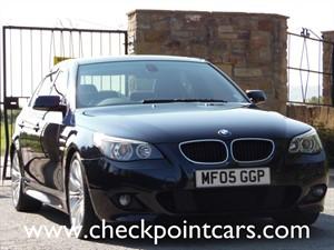 "used BMW 530d SPORT "" SAT-NAV ""AUTOMATIC (DIESEL) in wrexham"