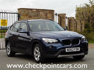 used BMW X1 XDRIVE20D SE AUTOMATIC (DIESEL) in wrexham