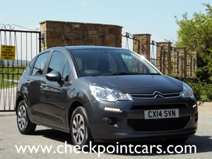 used Citroen C3 E-HDI AIRDREAM VTR PLUS EGS AUTOMATIC in wrexham