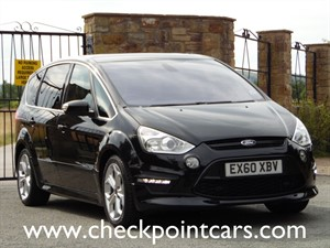 used Ford S-Max TITANIUM X SPORT 7 SEATS in wrexham