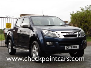 used Isuzu D-Max YUKON D/C INTERCOOLER TD in wrexham