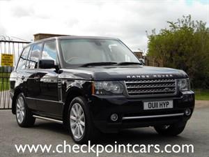 used Land Rover Range Rover TDV8 VOGUE SE (DIESEL) in wrexham
