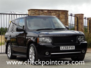 used Land Rover Range Rover TDV8 AUTOBIOGRAPHY in wrexham