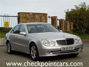 used Mercedes E280 CDI AVANTGARDE (DIESEL) AUTOMATIC in wrexham