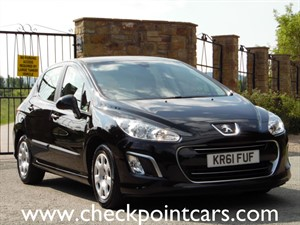 used Peugeot 308 E-HDI ACCESS (DIESEL) SEMI AUTO in wrexham