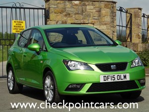 used SEAT Ibiza TOCA 5 DOOR HATCHBACK in wrexham