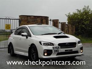 used Subaru WRX STI TYPE UK SYMETRICAL in wrexham