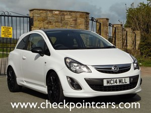 used Vauxhall Corsa LIMITED EDITION in wrexham