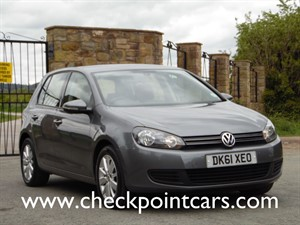 used VW Golf MATCH TDI (DIESEL) in wrexham