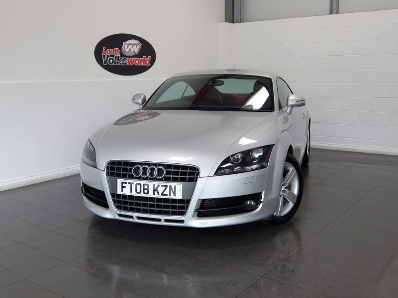 used Audi TT TFSI FULL LEATHER HEATED SEATS in lincolnshire-for-sale