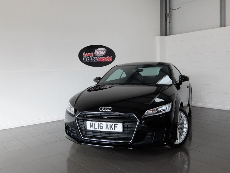 used Audi TT TFSI SPORT 3DR VIRTUAL COCKPIT in lincolnshire-for-sale