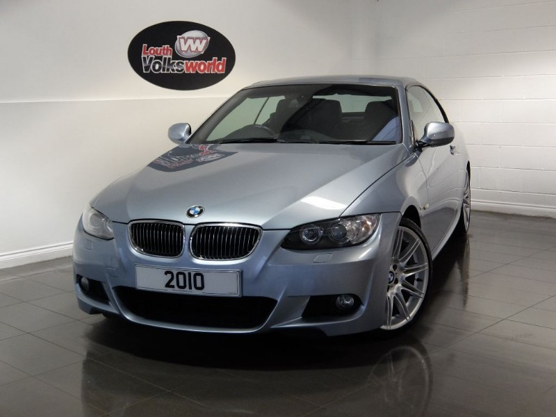 used BMW 325i M SPORT HIGHLINE 2DR CONVERTIBLE in lincolnshire-for-sale