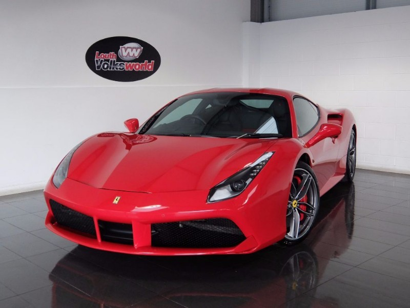 used Ferrari 488 GTB BIG SPEC LOWEST PRICE 488 IN THE UK in lincolnshire-for-sale