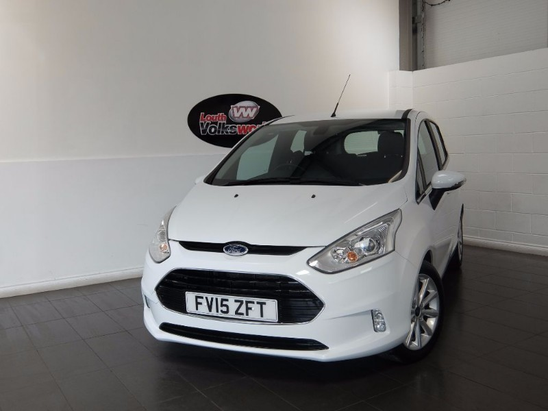 used Ford B-Max TITANIUM 5DR AUTOMATIC in lincolnshire-for-sale