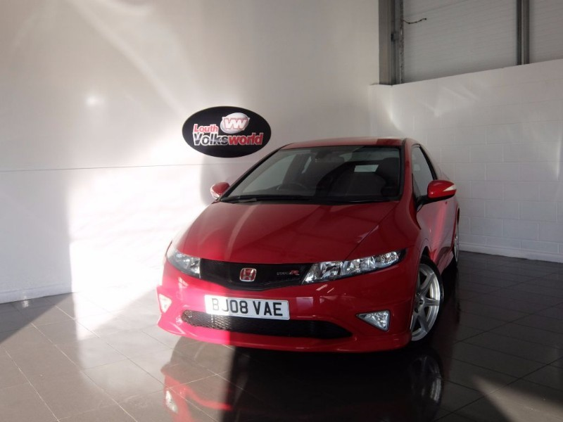 used Honda Civic TYPE R GT I VTEC 3DR in lincolnshire-for-sale