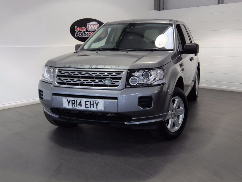used Land Rover Freelander TD4 GS 5DR in lincolnshire-for-sale