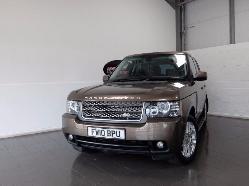 used Land Rover Range Rover TDV8 VOGUE 5DR in lincolnshire-for-sale