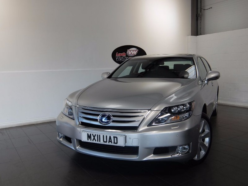 Lexus LS 600h for sale