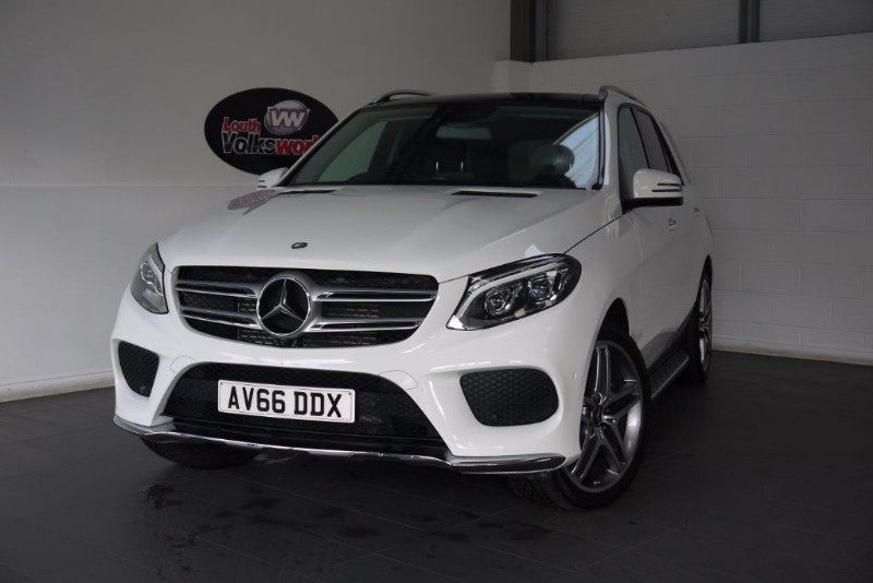 used Mercedes GL E-CLASS GLE 350 D 4MATIC AMG LINE PREMIUM PLUS in lincolnshire-for-sale