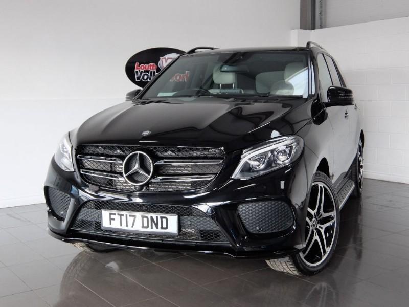used Mercedes GLE350 E-CLASS GLE 350 D 4MATIC DESIGNO LINE in lincolnshire-for-sale