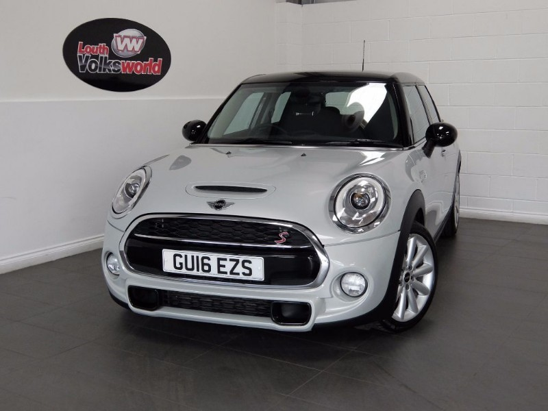 used MINI Hatch COOPER SD 5DR SAT NAV in lincolnshire-for-sale
