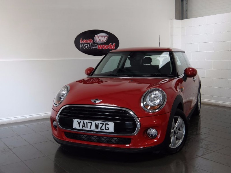 used MINI Hatch COOPER ONLY 400 MILES in lincolnshire-for-sale