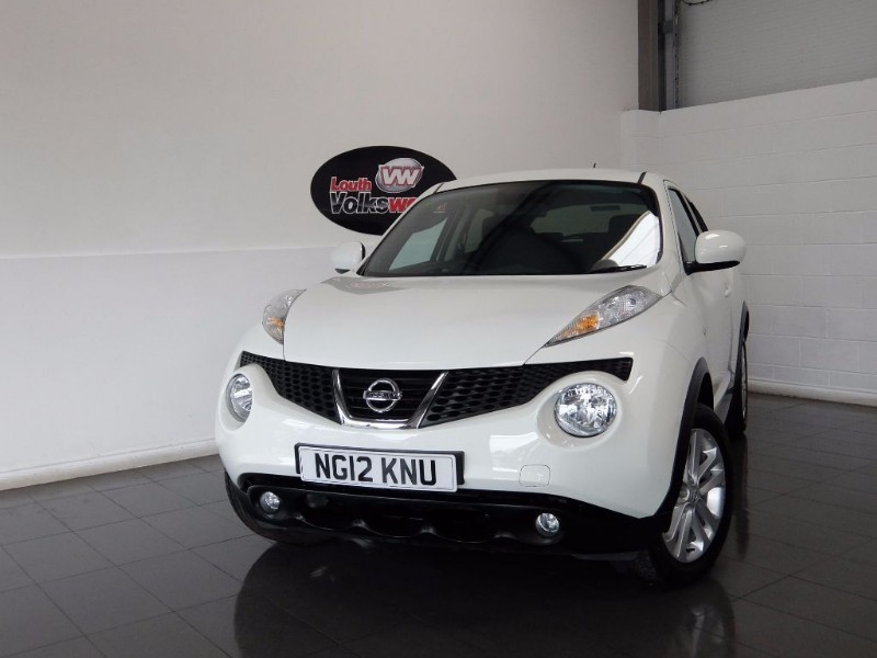 used Nissan Juke ACENTA PREMIUM in lincolnshire-for-sale