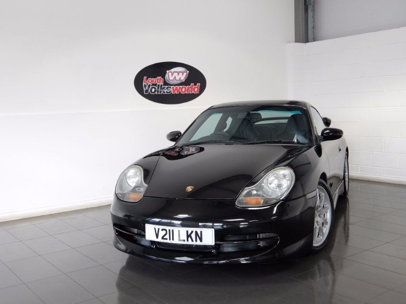 used Porsche 911 2DR AEROKIT CUP AND GT3 STYLING in lincolnshire-for-sale