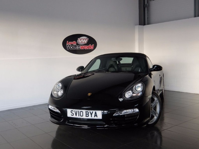 used Porsche Boxster 2DR AUTOMATIC FULL LEATHER INTERIOR in lincolnshire-for-sale