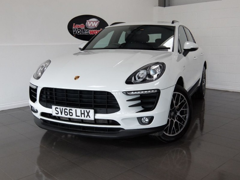 used Porsche Macan D S PDK in lincolnshire-for-sale